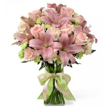 fleuriste fleurs de Frankfurt- Sweet Dream Bouquet/Arrangement floral