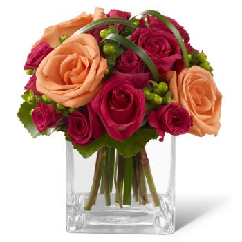 Saint-Ghislain flowers  -  Friendship Flower Delivery