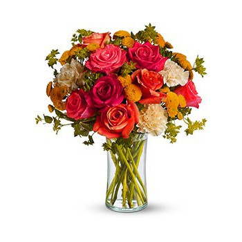Abu Dhabi flowers  -  Sunny Siesta Flower Bouquet/Arrangement