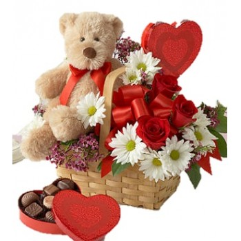Athens flowers  -  Bear Hug Delivery!