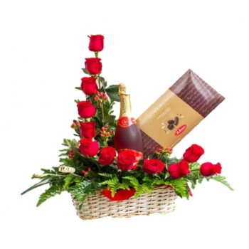 Athens flowers  -  Always with you Flower Bouquet/Arrangement