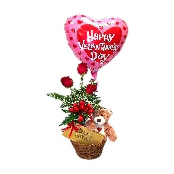 Giannitsá flowers  -  Precious heart Flower Delivery!