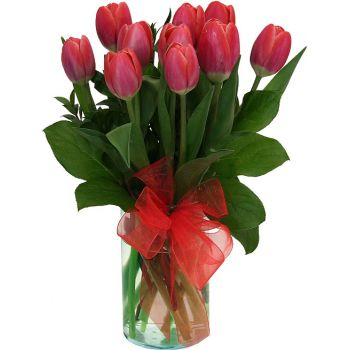 Aintoura Zouk flowers  -  Simple Pleasure Flower Delivery
