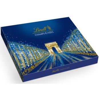 Malaga flowers  -  Chocolates Lindt Flower Delivery
