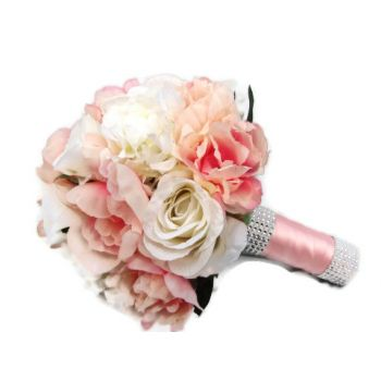 Pau flowers  -  Pink Romance Flower Delivery