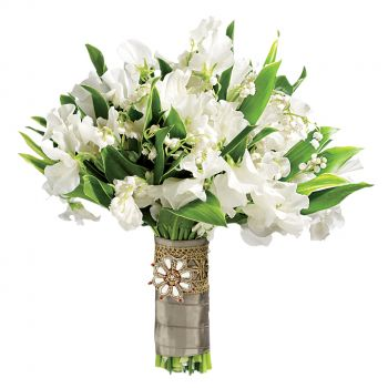 Torremolinos flowers  -  Sweet Romance Flower Bouquet/Arrangement