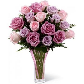 Abakan flowers  -  Kindness Flower Delivery