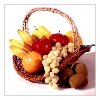 Bali online Florist - Exotic Fruit Bouquet