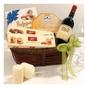 Java flowers  -  Indulgent Hamper Flower Delivery