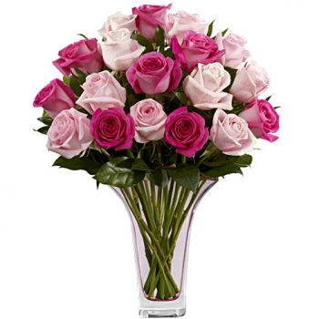 Casablanca flowers  -  Remember Me Flower Delivery