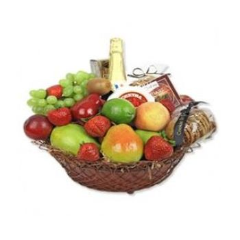 Trinidad flowers  -  Gourmet Basket Flower Delivery
