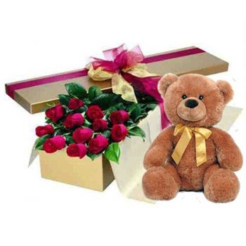 Batam online Florist - My Special Friend Bouquet