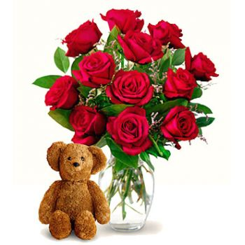 Bangalore online Florist - Secret Admirer Bouquet