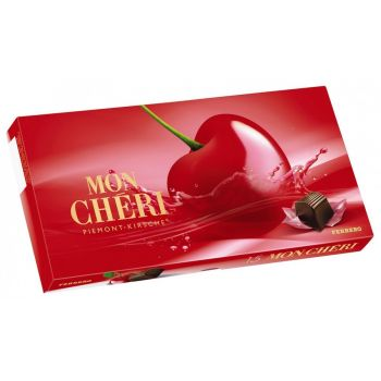 Czech Republic flowers  -  Mon Cheri Chocolates Flower Delivery