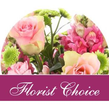 Tunisia online Florist - Let the Florist Choose Bouquet