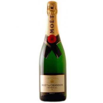 Holland flowers  -  Moet & Chandon Champagne  Flower Delivery