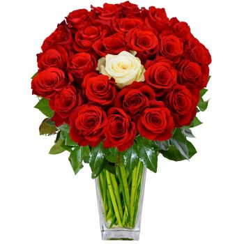 Saint Martin online Florist - You and Me Bouquet