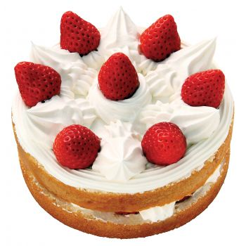 Ajman blomster- Strawberry Cake  Blomst Levering