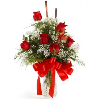 Cordoba flowers  -  Essential  Flower Delivery