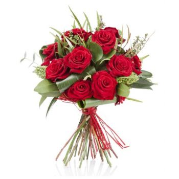 Zaragoza flowers  -  Vital Love Flower Bouquet/Arrangement