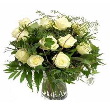 Zaragoza flowers  -  Grace and Beauty Flower Bouquet/Arrangement