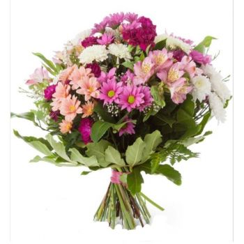 Amposta flowers  -  Harmony Flower Delivery