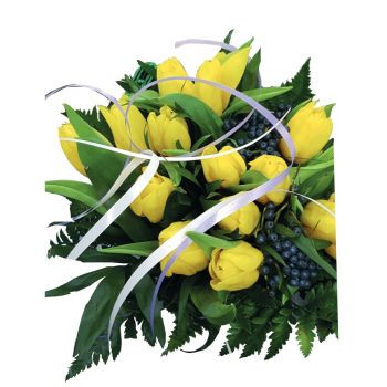 Paris online Florist - Wonderful day Bouquet