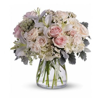 Coral Estate online Florist - Sympathy and Funeral Bouquet
