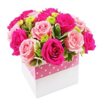Jakarta flowers  -  Best friends Flower Delivery