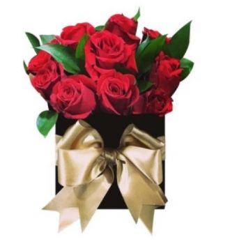 Prague online Florist - Elegant and Timeless Bouquet