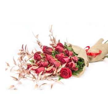 Qatar flowers  -  Red Velvet  Flower Delivery