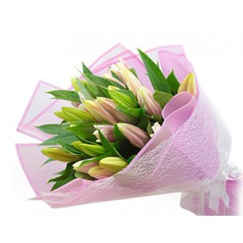 Doha online Florist - Sympathy for You Bouquet