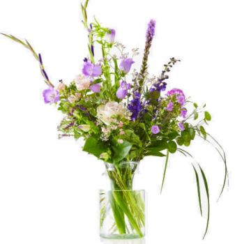 Bierum flowers  -  Bouquet of Summer Breeze Flower Delivery