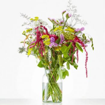 Rhoon flowers  -  Dry bouquet Flower Delivery