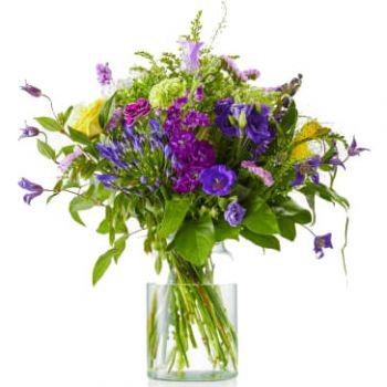 Capelle aan den IJssel flowers  -  Fresh summer bouquet Flower Delivery