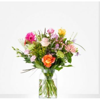 Amsterdam online Florist - Bouquet you are dear to me Bouquet