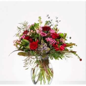 Amsterdam flowers  -  You Are Special Flower Delivery