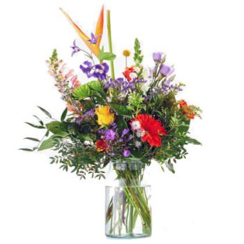 Rhoon flowers  -  Get well soon Flower Delivery