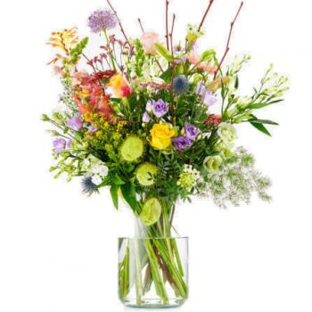 Waalwijk flowers  -  Bouquet Lovingly Gesture Flower Delivery