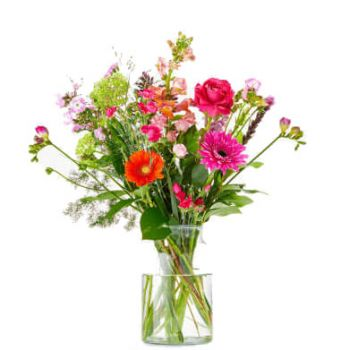 Amsterdam flowers  -  Bouquet Dear Mama Flower Delivery