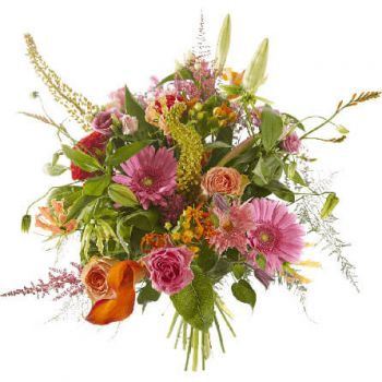 fleuriste fleurs de Copenhague- Bouquet si doux Bouquet/Arrangement floral