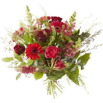 Copenhagen online Florist - For the most Beautiful Bouquet