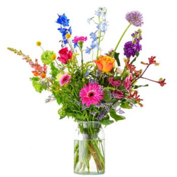 Wijk bij Duurstede flowers  -  For the Sweetest Flower Delivery