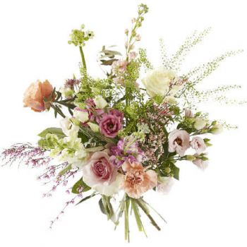 Hillegom flowers  -  Unconditional Love Flower Delivery
