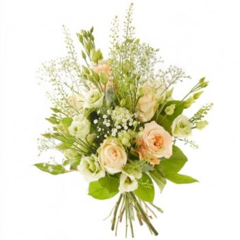 Spijkenisse flowers  -  Bouquet Exuberant Flower Delivery