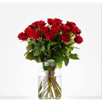Bern online Florist - Pure Love Bouquet