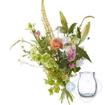 Dokkum flowers  -  Sugar Sweet Flower Delivery