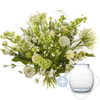 Korvel flowers  -  Bouquet of Intense Happiness Flower Delivery