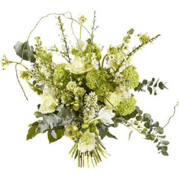 Breda flowers  -  Bouquet Seduction Flower Delivery