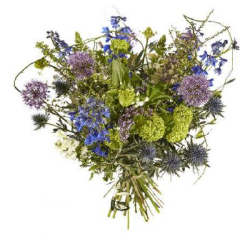 Britsum flowers  -  Bouquet opulent Flower Delivery
